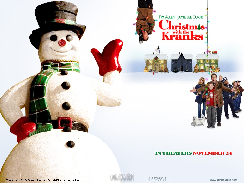 christmas with the kranks blu ray upc