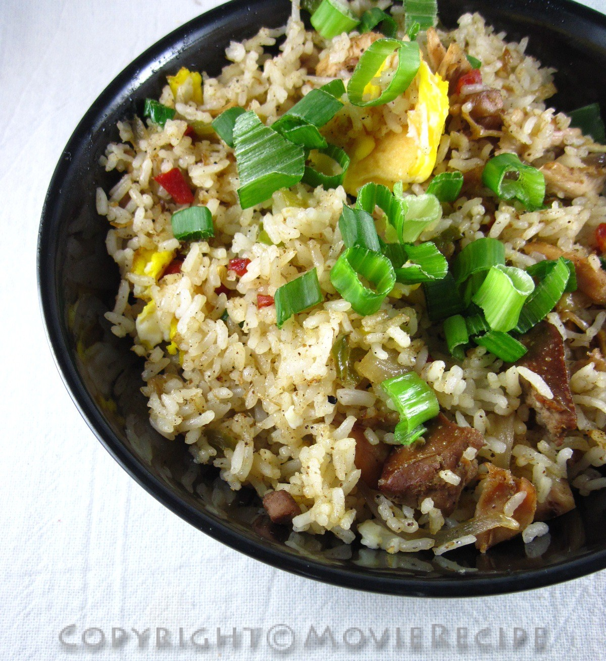 Five-Spice Chicken Fried Rice Recipe: Indo-Chinese Style