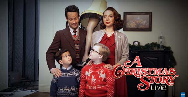 a christmas story live cast