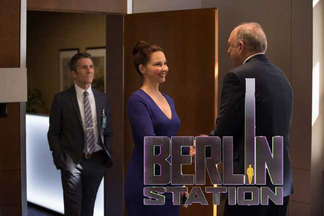 Berlin Station Cast
