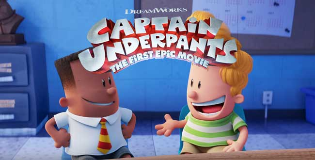how to draw captain underpants from the movie