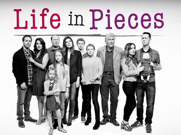 Life In Pieces Cast