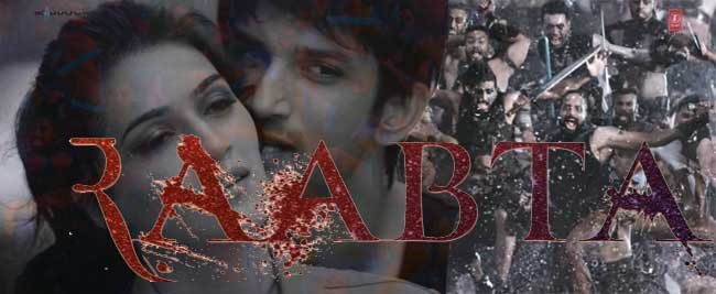 Raabta 9th Day Box Office Collection