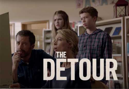 The Detour | TBS.com