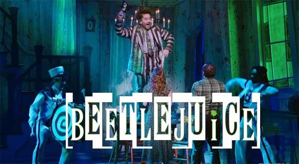 Beetlejuice Musical Opens On Broadway Cast Plot Trailer 2019