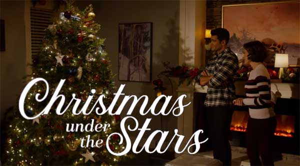 Christmas Under the Stars Movie on Hallmark | Cast, Review | 2019