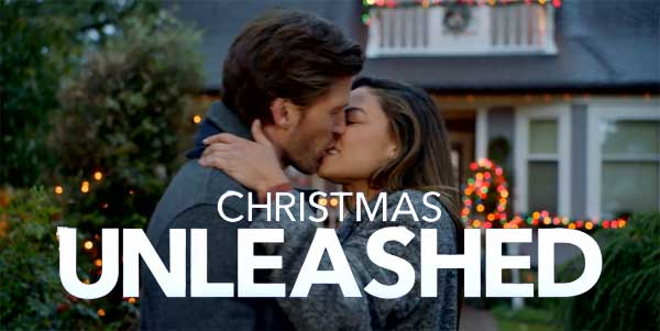 Christmas Unleashed Movie on Lifetime