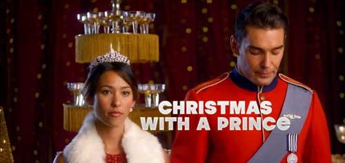 Christmas With a Prince Movie on UPtv | Cast, Story | 2018 | Romance