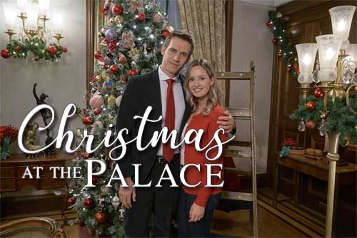 Christmas At The Palace.Christmas At The Palace Movie On Hallmark Cast Story