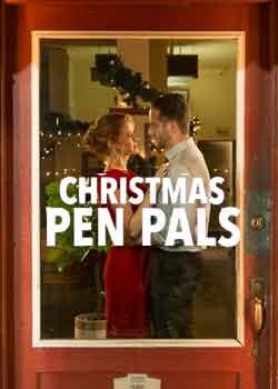 christmas pen pals movie on lifetime cast story 2018