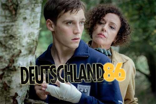 Deutschland 86 TV Show on Sundance | Spy Thriller | 2018