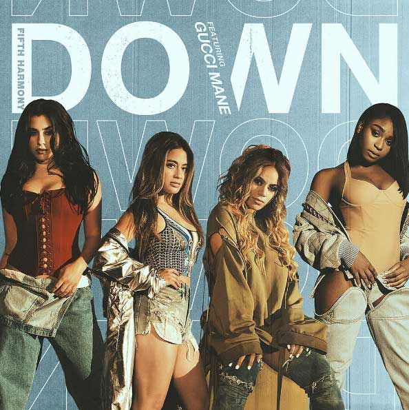 Good Morning Vietnam Gucci Mane : Down feat gucci mane by fifth harmony new music single
