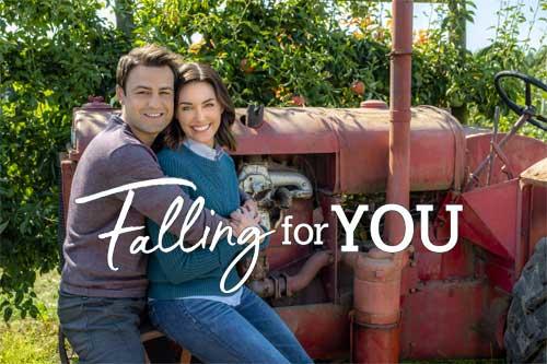 Falling For You фильм 2018 года на Hallmark - В ролях, Сюжет, вики