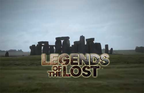 Legends of the Lost Series on Travel Channel