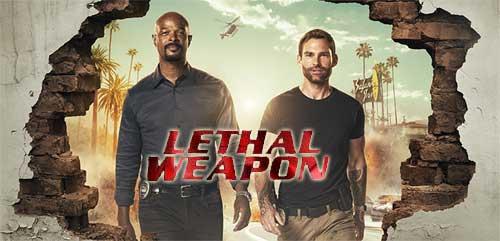 Cast di Lethal Weapon Stagione 3 su Fox Fall 2018-9085