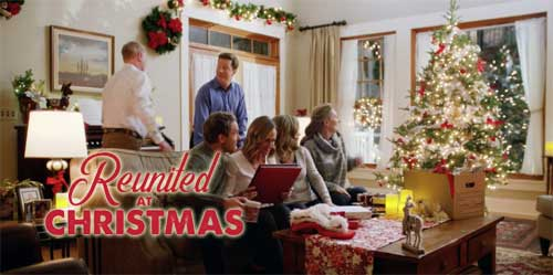 Reunited At Christmas.Reunited At Christmas Movie On Hallmark Cast Story Wiki