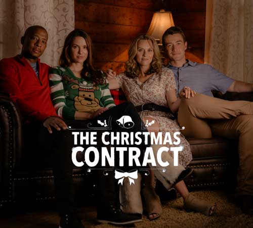 Christmas Contract.The Christmas Contract Movie On Lifetime Cast Story Wiki