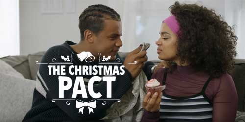 The Christmas Pact.The Christmas Pact Movie On Lifetime Cast Story Trailer