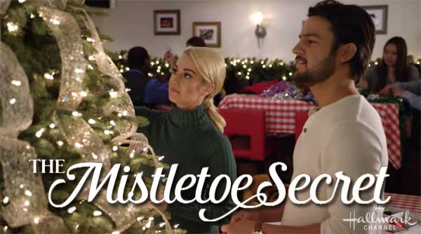 The Mistletoe Secret Movie on Hallmark | Cast, Review ...
