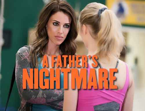 a fathers nightmare movie on lifetime bad company