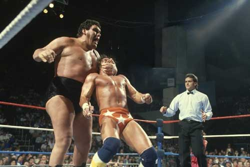 short biography andre the giant From hbo sports, wwe, jmh films and ringer films comes andre the giant, a  documentary examining the life and career of one of the most beloved legends.