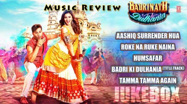 Badri Ki Dulhania Lyrics (Title Song / Track) from ...