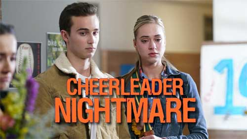 cheerleader nightmare movie on lifetime thriller 2018