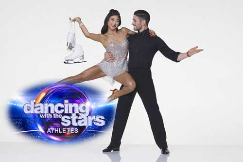 Dancing with the stars athletes 2018 premieres on abc for 1234 get on the dance floor star cast