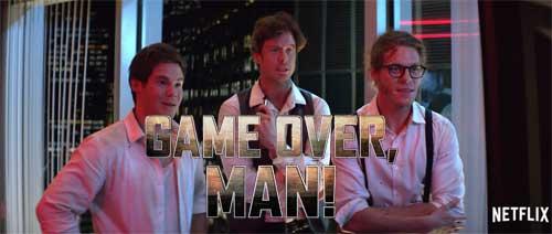 Game Over, Man! Movie | Cast, Plot, Trailer | 2018 Netflix ...