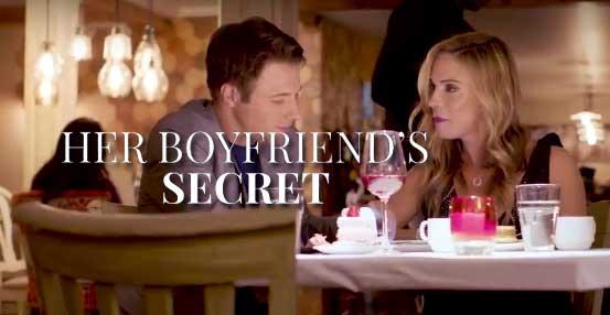 Her Boyfriend's Secret Movie on Lifetime | Thriller | 2018 TV Movie