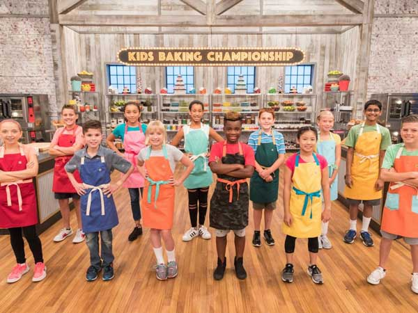 Food Network Kids Baking Championship People