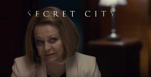 Secret City Netflix